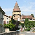 Watch Tower In Cluny by Christiane Schulze Art And Photography