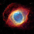 Watching - Helix Nebula by Jennifer Rondinelli Reilly - Fine Art Photography
