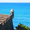 Watchtower Of San Juan by Joel Eagan