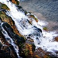 Water And Stone by Image Takers Photography LLC - Laura Morgan