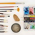 Water-colour Tools by Torbjorn Swenelius