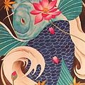 Water Dragon by Robert Hooper