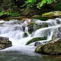 Water Fall 2 by Todd Hostetter