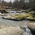 Water Fall Kentucky 2 by Dwight Cook