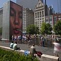 Water Fun In Chicago 2 by Sven Brogren