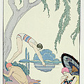 Water by Georges Barbier