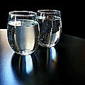 Water Glasses by Joe Bonita