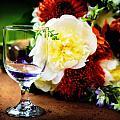 Water Goblet by Sennie Pierson