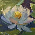 Water Lily 2 by Diane McClary