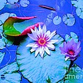 Water Lily I by Ann Johndro-Collins