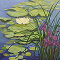 Water Lotus by Sherri Anderson