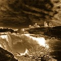 The Mighty Power Of The Falls by Gothicrow Images