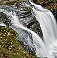 Water Rushes Forth by Frozen in Time Fine Art Photography