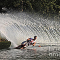 Water Skiing 12 by Vivian Christopher
