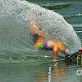 Water Skiing 5 Magic Of Water by Bob Christopher