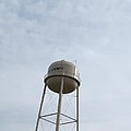 Water Tower by Aaron Martens
