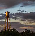 Water Tower Nm by Angus Hooper Iii