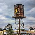 Water Tower by Photographic Art by Russel Ray Photos