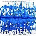 Water Variations 12 by Rozita Fogelman