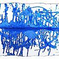 Water Variations 13 by Rozita Fogelman