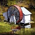 Water Wheel by Bill Howard