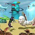 Water World by Robert Maestas