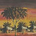 Watercolor 1 by Mount painter-Chrisfold Chayera