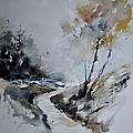 Watercolor 212152 by Pol Ledent