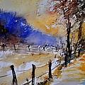 Watercolor 311017 by Pol Ledent