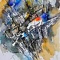 Watercolor 314090 by Pol Ledent