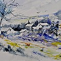 Watercolor 413010 by Pol Ledent