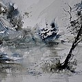 Watercolor 413052 by Pol Ledent