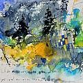 Watercolor 414062 by Pol Ledent
