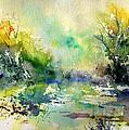 Watercolor 45319041 by Pol Ledent