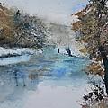 Watercolor 511003 by Pol Ledent