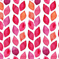 Watercolor Seamless Pattern. Colorful by Ajgul
