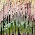 Watercolors Running by Lisa Stanley
