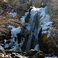 Waterfall 4 by Brent Dolliver