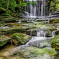 Waterfall by Adrian Evans