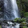 Waterfall by Bernard Jaubert
