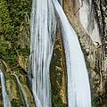 Waterfall, Fonts De Lalgar by Alfredo  Maiquez