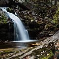 Waterfall by Geoffrey Bolte