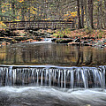 Waterfall - George Childs State Park by Paul Ward