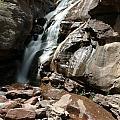 Waterfall In Colorado by Jeff Swan