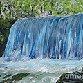 Waterfall by Marie Bulger