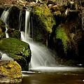 Waterfall - Naramata Dsc0043 by Guy Hoffman