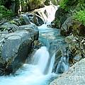 Waterfall Near Paradise by Jeff Swan