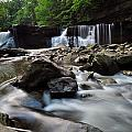 Waterfall by Patrick Friery