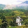 Waterfall by Sanjeewa Marasinghe