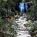 Waterfall by Susie Weaver